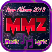 MMZ music lyric icon