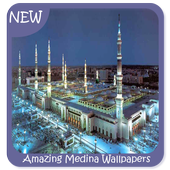 Amazing Medina Wallpapers icon
