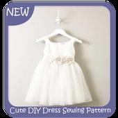 Cute DIY Dress Sewing Pattern icon