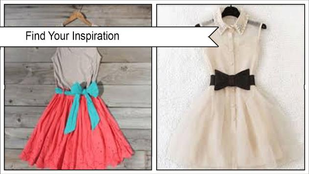 Cute DIY Dress Sewing Pattern screenshot 4
