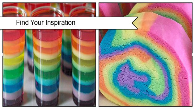 Easy DIY Rainbow Jelly Soaps poster