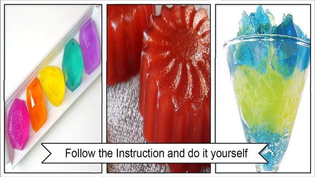 Easy DIY Rainbow Jelly Soaps screenshot 2