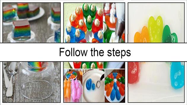 Easy DIY Rainbow Jelly Soaps screenshot 4