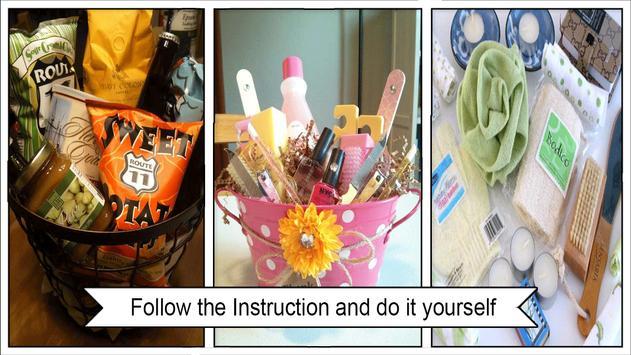 Easy DIY Spa Gift Basket apk screenshot