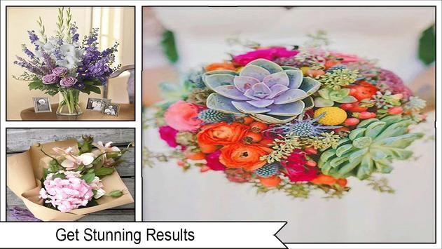 Special Flower Bouquet Ideas screenshot 3