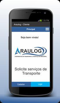 Araulog screenshot 1