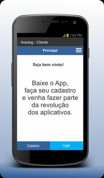Araulog screenshot 2