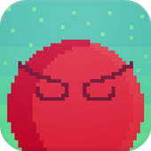 Ball Red Mystery Island icon