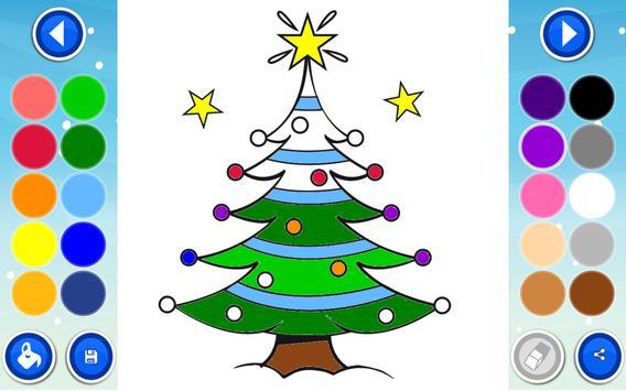 Colorear Arboles de Navidad APK Download - Free Educational GAME for ...
