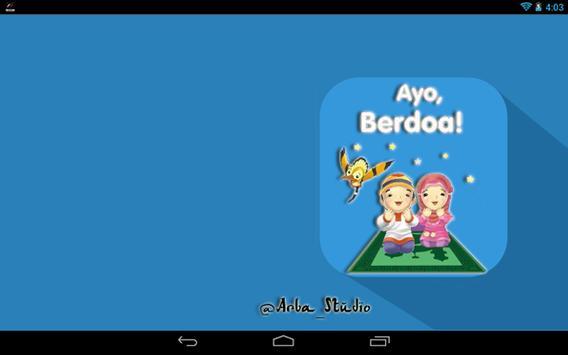 Ayo Berdoa apk screenshot