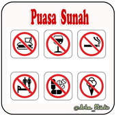 Sunnah fasting in the most complete Islami worship icon