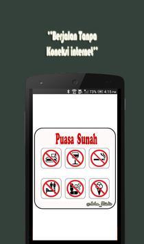 Puasa Sunah screenshot 1
