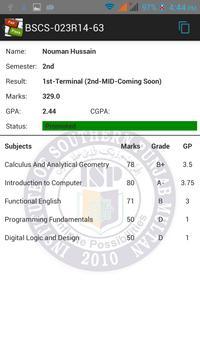 Results-ISP apk screenshot