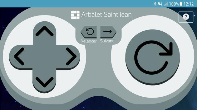 Arbalet Saint Jean poster
