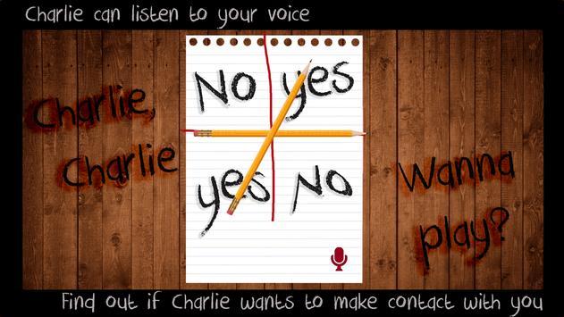 Charlie Charlie Challenge скриншот 1