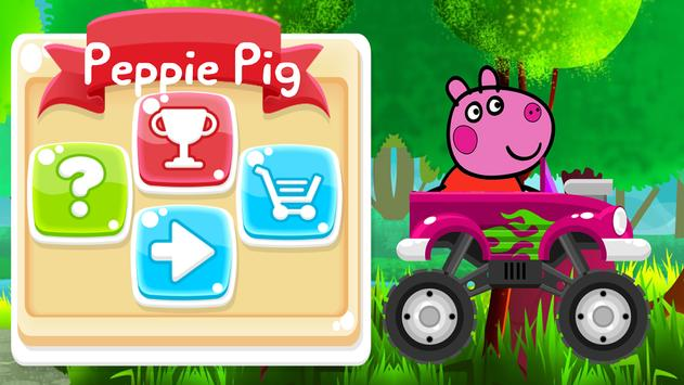 Peppie Driver Pig apk screenshot
