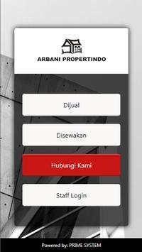 Arbani Propertindo poster