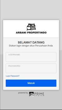 Arbani Propertindo apk screenshot