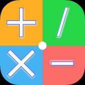 Hardest Math Game icon