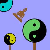 Flappy Buddha LITE icon
