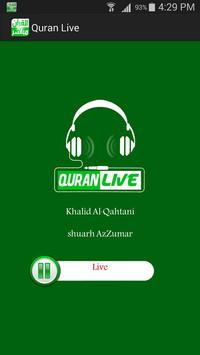 Quran Live 스크린샷 5