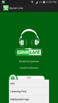 Quran Live 스크린샷 6