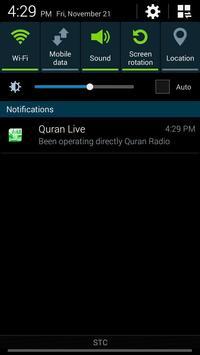 Quran Live 스크린샷 8