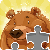 Pazel: Animals Puzzle for Kids icon