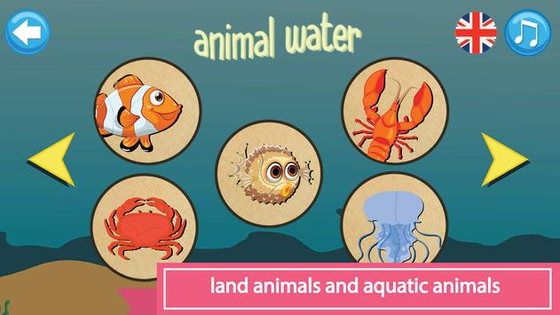 Pazel: Animals Puzzle for Kids screenshot 2