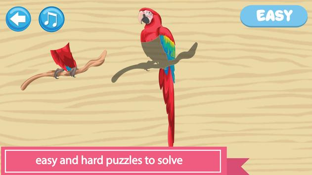 Pazel: Animals Puzzle for Kids screenshot 3