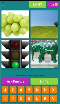 4 Pics 1 Word challenge screenshot 3