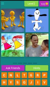 4 Pics 1 Word challenge screenshot 2