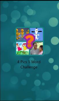4 Pics 1 Word challenge screenshot 4