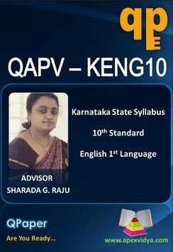 QAPV - KENG10 poster