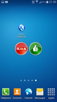 Argos Network apk screenshot