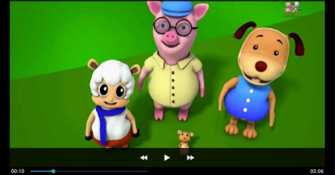 Song Animal Kids Video screenshot 4