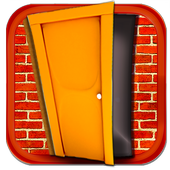 100 doors escape the house icon