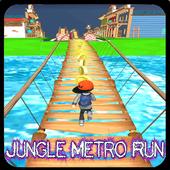 Jungle Metro Run icon