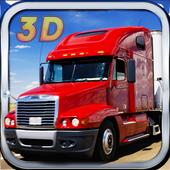 Hard Truck Driver Simulator 3D icon