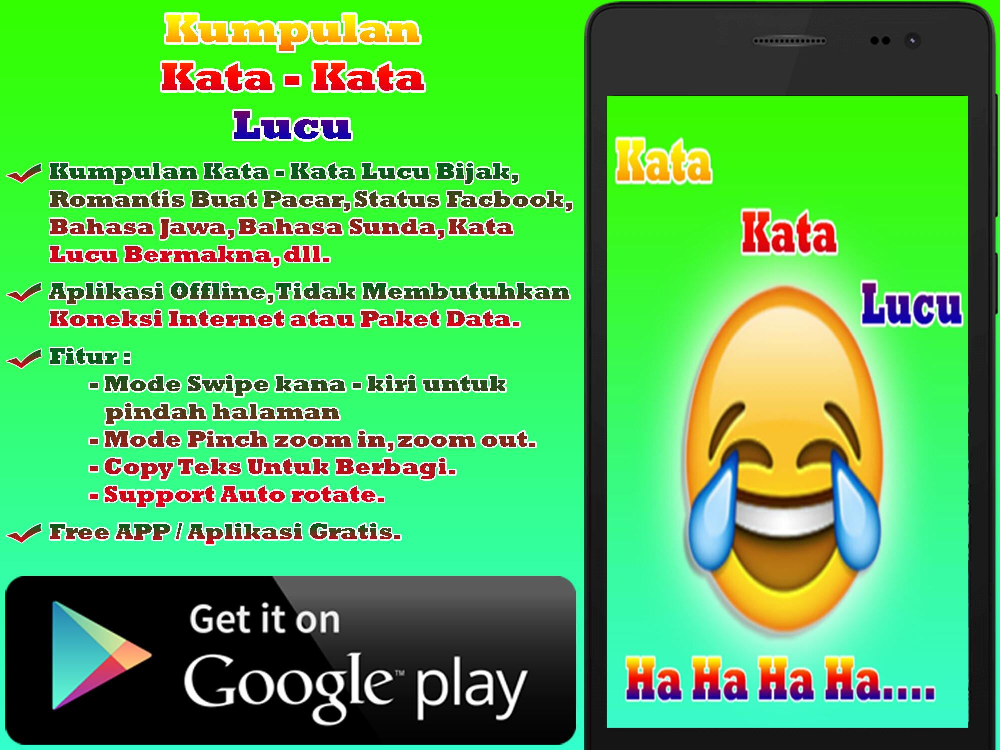 Kata Kata Lucu For Android Apk Download