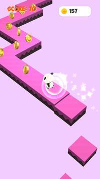 Cute Pets Run 3D screenshot 4
