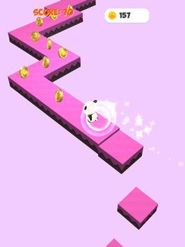 Cute Pets Run 3D screenshot 9