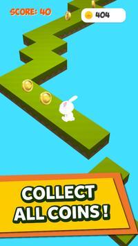 Cute Pets Run 3D poster