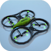 RC Drone Flight Simulator 3D 2019 icon
