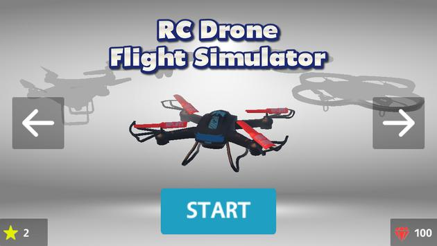 RC Drone Flight Simulator 3D 2019 screenshot 1