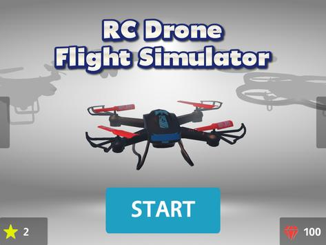 RC Drone Flight Simulator 3D 2019 screenshot 6