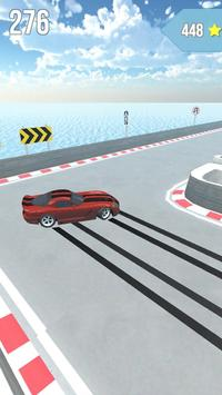 DRIFT RACER CARS 3D poster