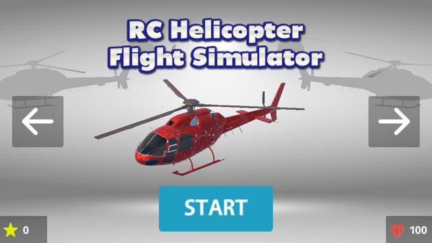 RC Helicopter Flight Simulator apk screenshot