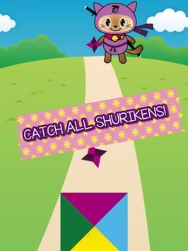 Ninja Kitty Shuriken screenshot 4