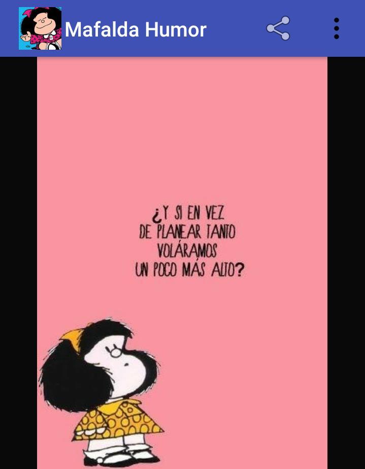 Mafalda Humor Inteligente for Android - APK Download